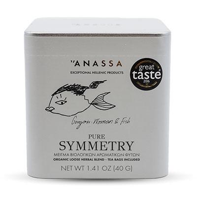 Anassa, Pure Symmetry