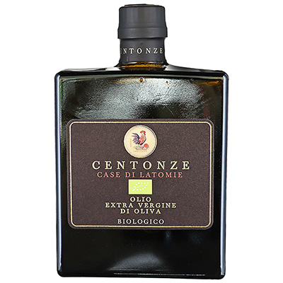 Centonze, Nocellara del Belice BIO Bottiglia Capri