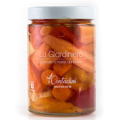 I Contadini, La Giardiniera agrodolce