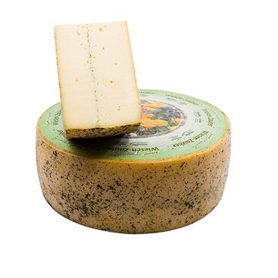 Wiesenzauber Kräuter Käse (SG)  1/1 Laib