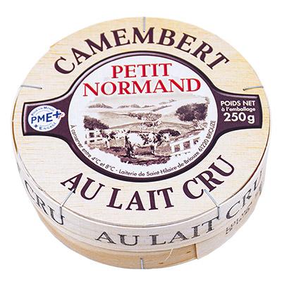 Camembert Petit Normand, au Lait Cru