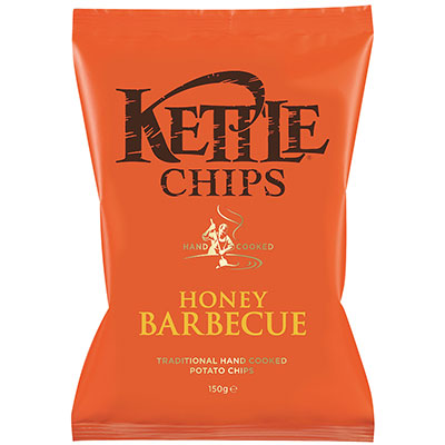 Kettle, Honey Barbecue