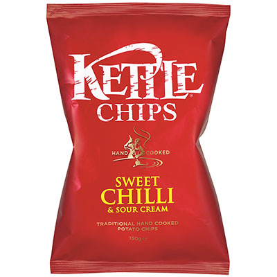 Kettle, Sweet Chilli & Sour Cream