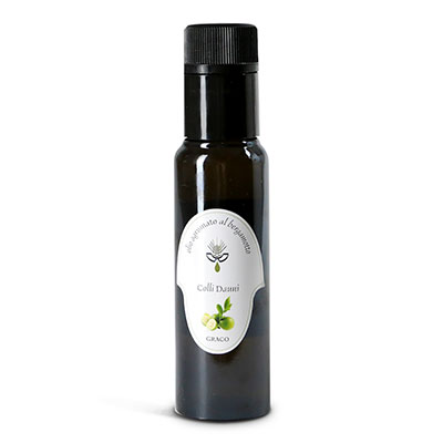 Maria Costanza, Condimento all' Olio extra Vergine di Olive al Bergamotto