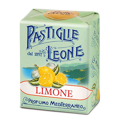 Pastiglie Leone, Pastiglie Limone