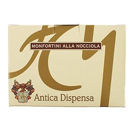 Antica Dispensa, Monfortini alla Nocciola Confezione sacchetto