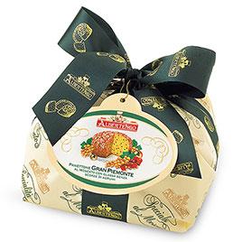 Albertengo, Panettone Incarto a mano Moscato Gran Piemonte, Mignon