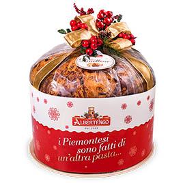 Albertengo, Panettone Gran Natale  Matusalemme Classico alto