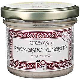 Amerigo 1934, Crema di Parmiggiano Reggiano e Tartufo