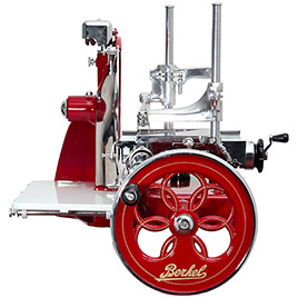 Berkel, Aufschnittmaschine P15 Rot. fly wheel