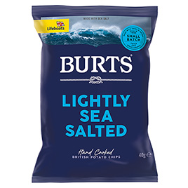Burts, Sea Salt