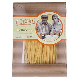Casoni, Fettuccine all'uovo