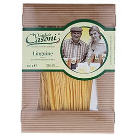 Casoni, Linguine all'uovo