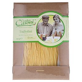 Casoni, Tagliolini all'uovo
