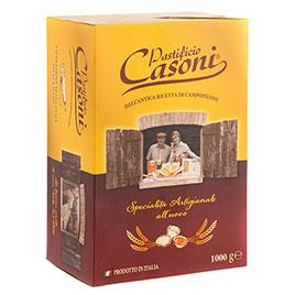 Casoni, Pappardelle all'uovo