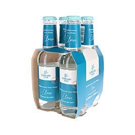 Cipriani, Tonic Water Mediterraneo Eloise  Confezione da 4 Bottiglie