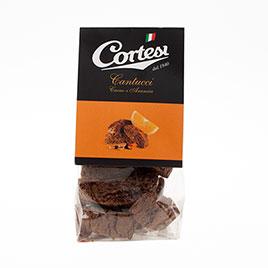 Cortesi, Cantucci Cacao e Arancia