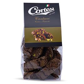 Cortesi, Cantucci Cacao e Pistacchi
