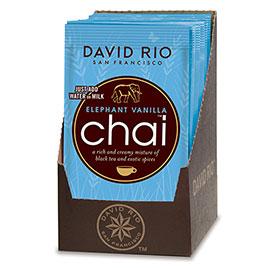 David Rio, Elephant Vanilla Bags 1-2 Portions
