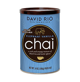 David Rio, Elephant Vanilla Retail 12 Portions