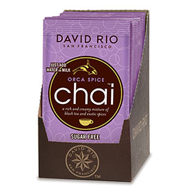 David Rio, Orca Spice sugarfree - Bags 1-2 Portions