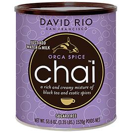 David Rio, Orca Spice sugarfree Foodservice 52 Portions