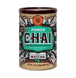 David Rio, Power Chai Matcha Retail 12 Portions