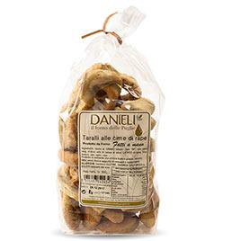 Danieli, Taralli Cime di Rapa