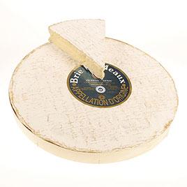 Brie de Meaux Rouzaire 1/1 Laib