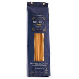Gentile, Spaghetti  fini 1.4 mm , Pasta di Gragnano IGP