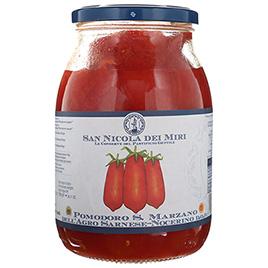 Gentile, Pomodorini San Marzano DOP al Naturale