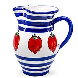 Gentile, Brocca ceramica Vietrese