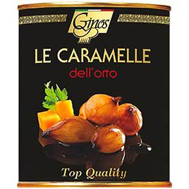 """Ginos, Cipolle Perline """"Le Caramelle dell' Orto"""" con aceto balsamico"""