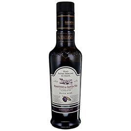 Gonnelli 1585 , Santa Tea, Raccolta Olive Nere Olio extra vergine d'Oliva delicato