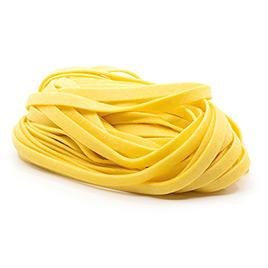 Pastificio Gustoso, Tagliatelle all'uovo, Pasta fresca artigianale