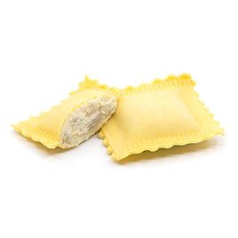 Pastificio Gustoso, Ravioli ai Carciofi, Pasta surgelata