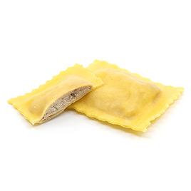 Pastificio Gustoso, Ravioloni ai Funghi Porcini, Pasta surgelata