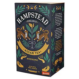 Hampstead Tea, Black Tea Imperial Assam BIO