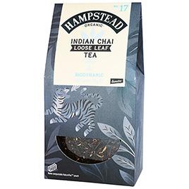 Hampstead Tea, Organic Indian Chai Loose Leaf Tea DEM BIO