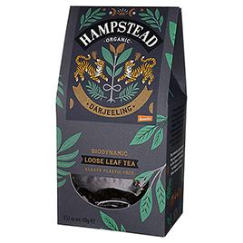 Hampstead Tea, Black Tea Darjeeling DEM BIO Loose Tea (Tins)