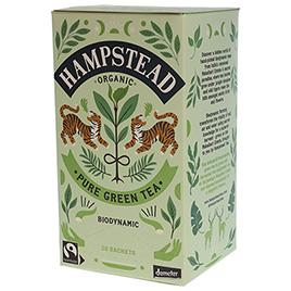 Hampstead Tea, Green Tea Clean DEM BIO