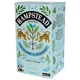 Hampstead Tea, Peppermint DEM BIO