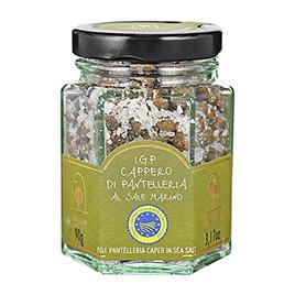 La Nicchia, Capperi di Pantelleria IGP al Sale Marino