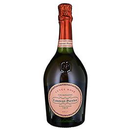 Champagne Laurent-Perrier, Cuvée Rosé mit Etui