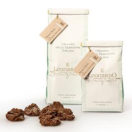 Leonardo, Brutti ma Buoni Cacao e Nocciola
