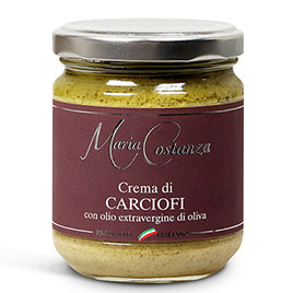 Maria Costanza, Crema di Carciofi