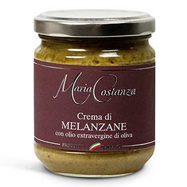 Maria Costanza, Crema di Melanzane
