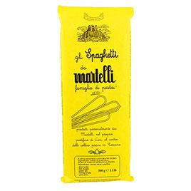 Martelli, Gli Spaghetti dei Martelli