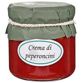 Olmo, Crema di Peperoncino