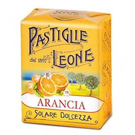 Pastiglie Leone, Pastiglie Arancio